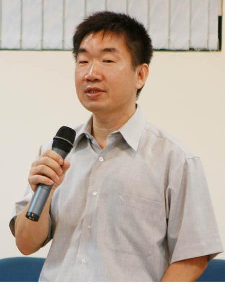 企管系吳彥濬教授