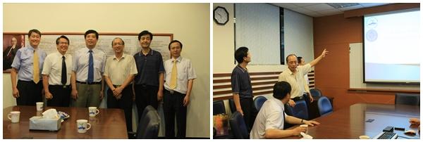 北京理工大學來訪中山管院