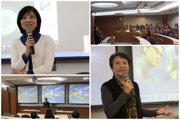 100學年度管理學院聯合導師活動 --正念與身心療癒座談會