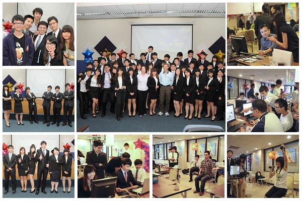 用創新想法悠遊雲端  回饋社會 – 2012年資管專題畢業展