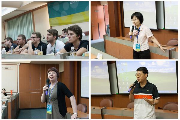 2012初登場,ACT Program學生三校跨國學程來台歡迎會