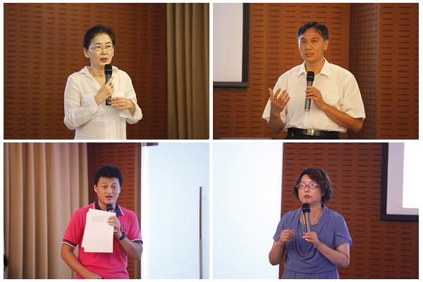 管理學院數位學習課程認證座談會