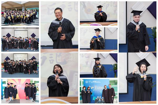 滿滿祝福 展翅高飛 – 2013年管院畢業典禮