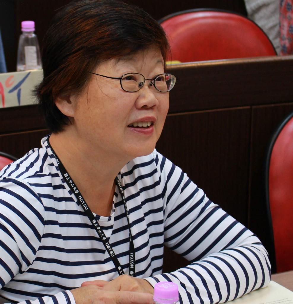 Dr. Wanda Sung-Hwa Tseng 曾頌華