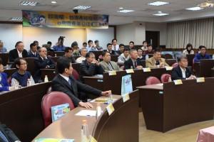 中山管院「談海權、台灣產經發展及高雄產業管理」論壇