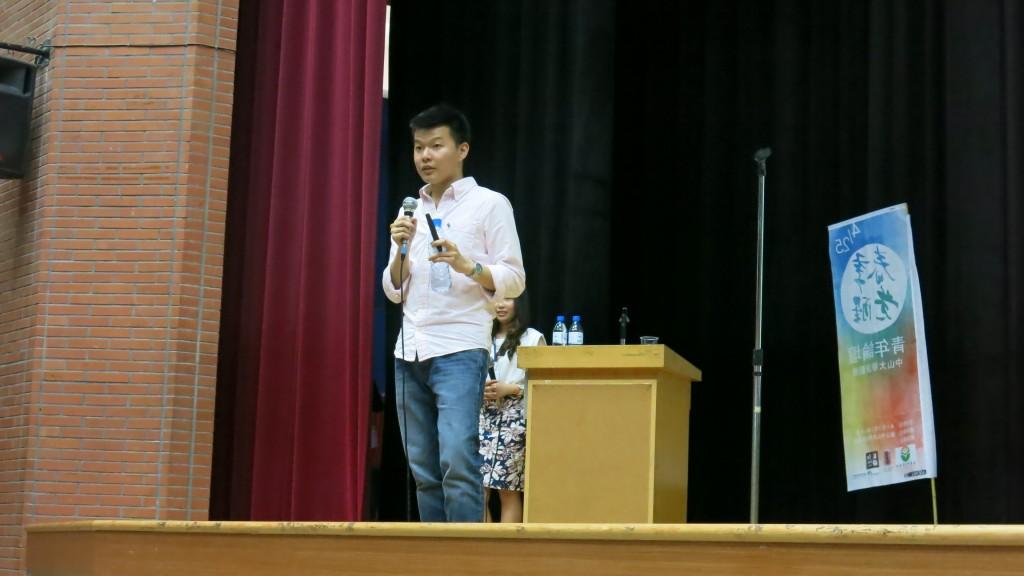 台灣首位Google 實習生羅荷傑