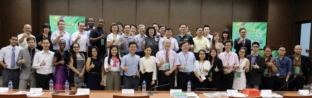 TEEP計畫參與師長、企業代表、企業顧問、學生合影