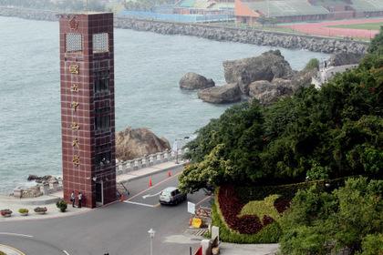 台灣中山大學也上榜。資料照片