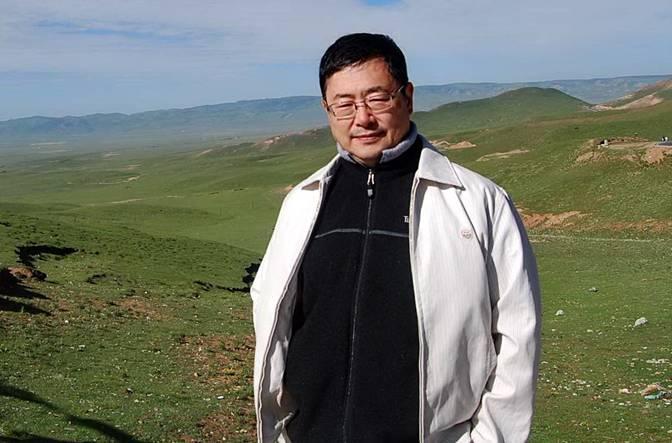 中山大學公共事務管理所教授汪明生