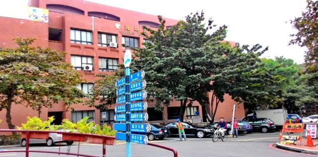 中山大學公共事務管理研究所為台灣第一所專門研究公共事務的大學殿堂。(記者陳俊廷攝)