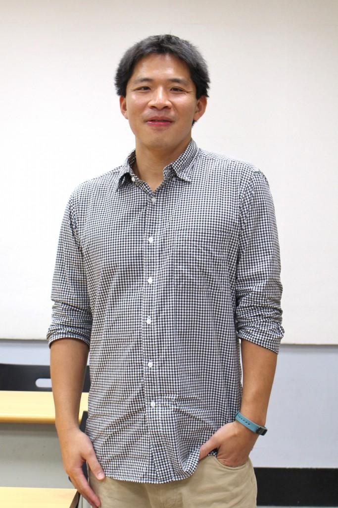 人物專訪-王志瑋助理教授(財管系)