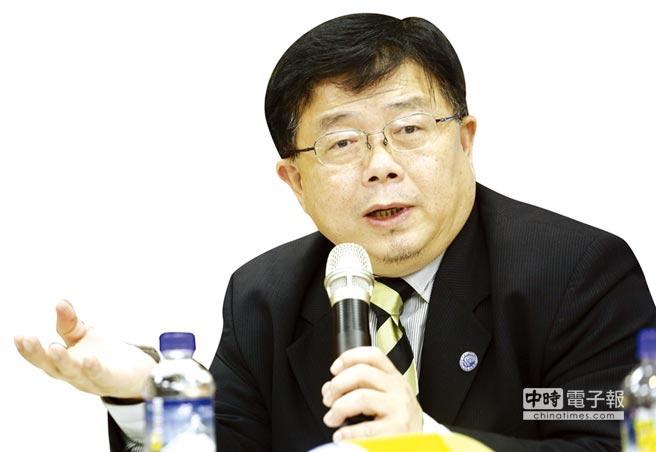 中山大學企業管理學系教授李清潭 攝影:張鎧乙