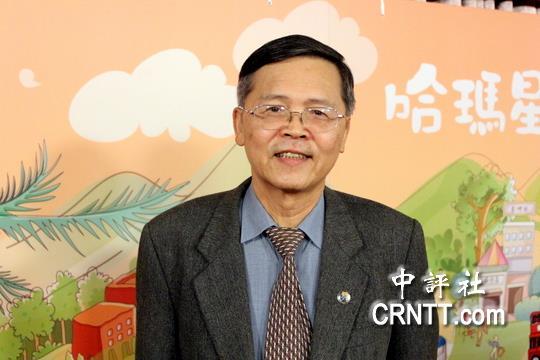 中山大學副校長吳濟華。(中評社 高易伸攝)