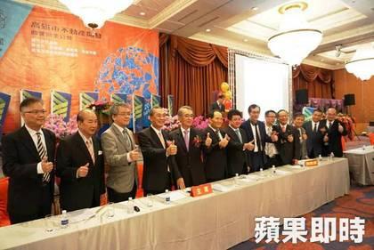 公會舉辦會員大會,包括振美、鼎宇、皇苑、城揚、友友、隆大、福懋、京城等指標建商均到場。葉家銘攝