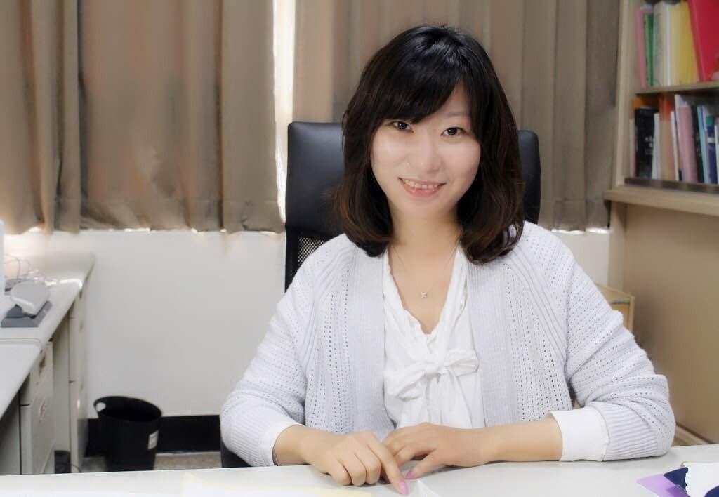 國際事務主任王紹蓉