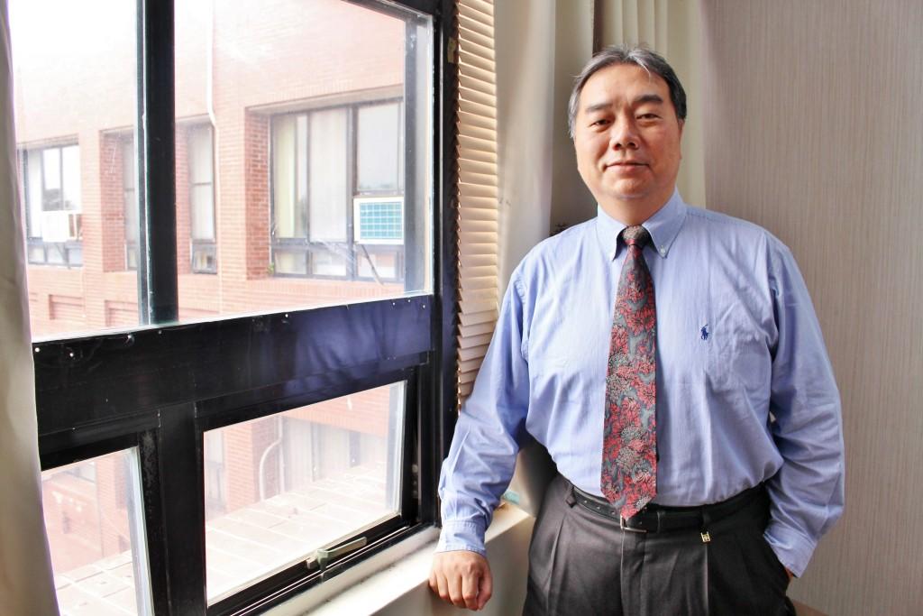 管院IBMBA學程主任李英俊