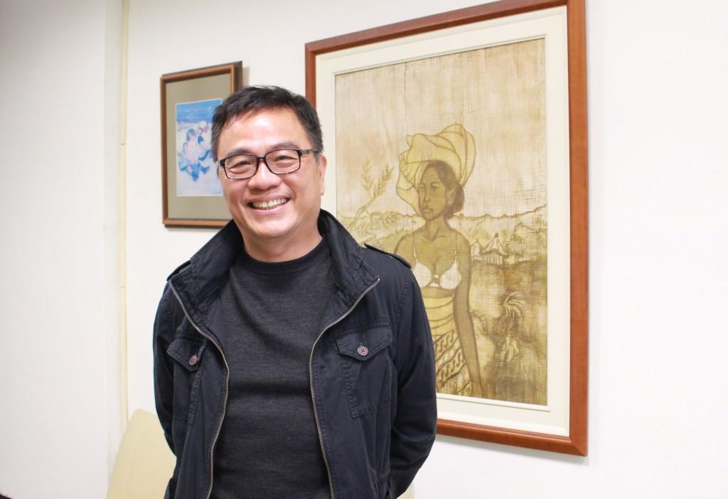 管院EMBA執行長林東清