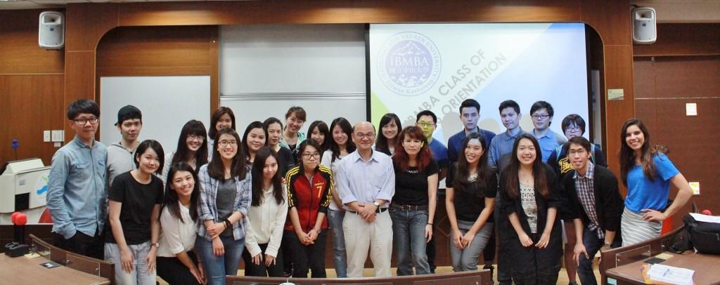 IBMBA New Student Orientation1