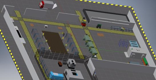 3D設計軟體模擬圖