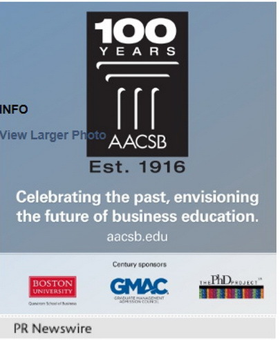 AACSB公佈未來商業教育的共同願景