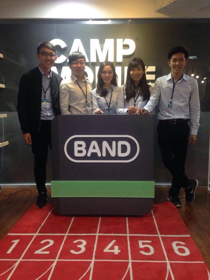 企管系同學參加「第十四屆ATCC全國大專院校商業個案大賽」獲準決賽BAND組第二名