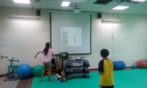 將與高雄市仁武特殊教育學校合作 推Kinect體感裝置應用