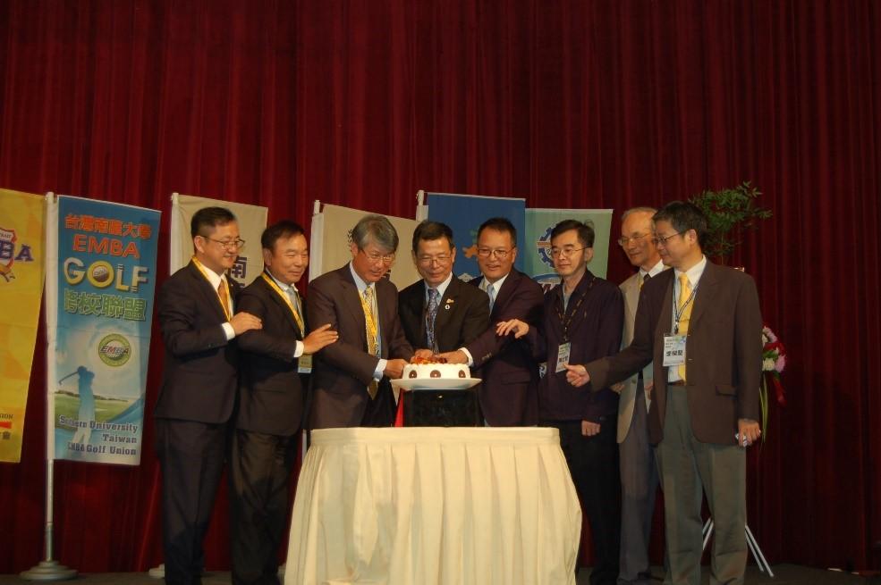 中華兩岸EMBA聯合會成立南區分會 促進各地校友情感連結