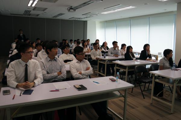 【財管系】企業參訪:富邦金控/中國信託/國泰世華銀行