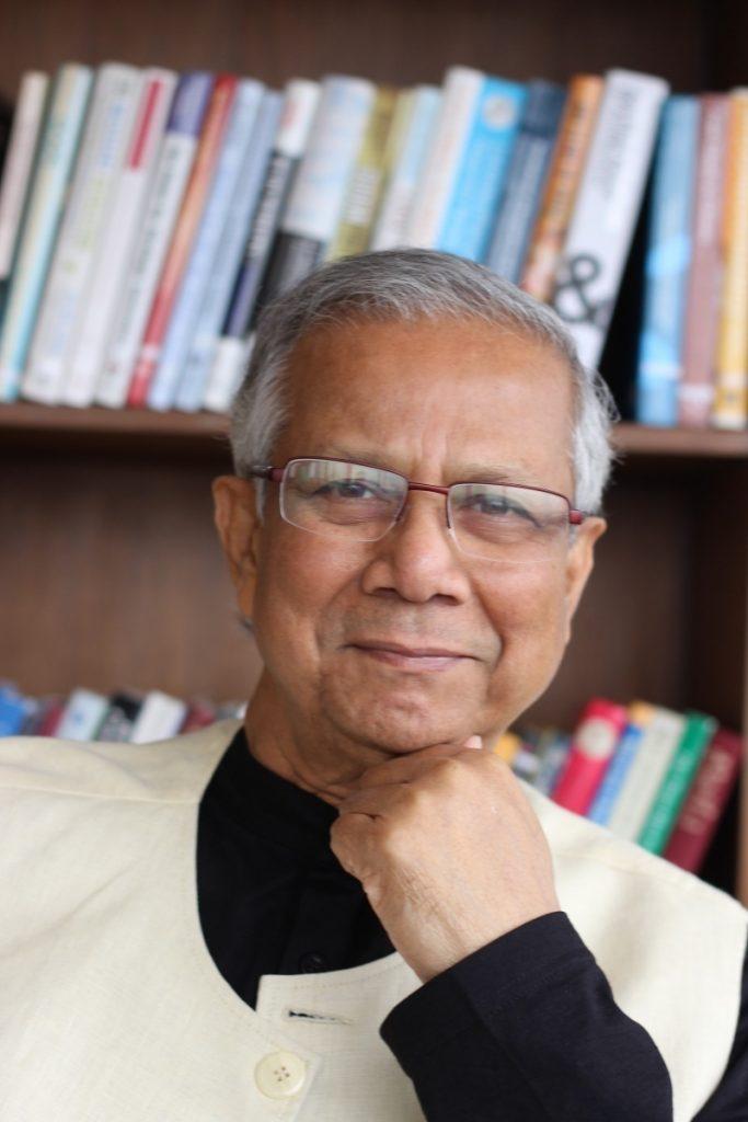國際享譽盛名的社會企業概念啟蒙之父,同時也是2006年諾貝爾和平獎得主-穆罕默德·尤努斯博士(Dr. Muhammad Yunus)來台親臨演說。