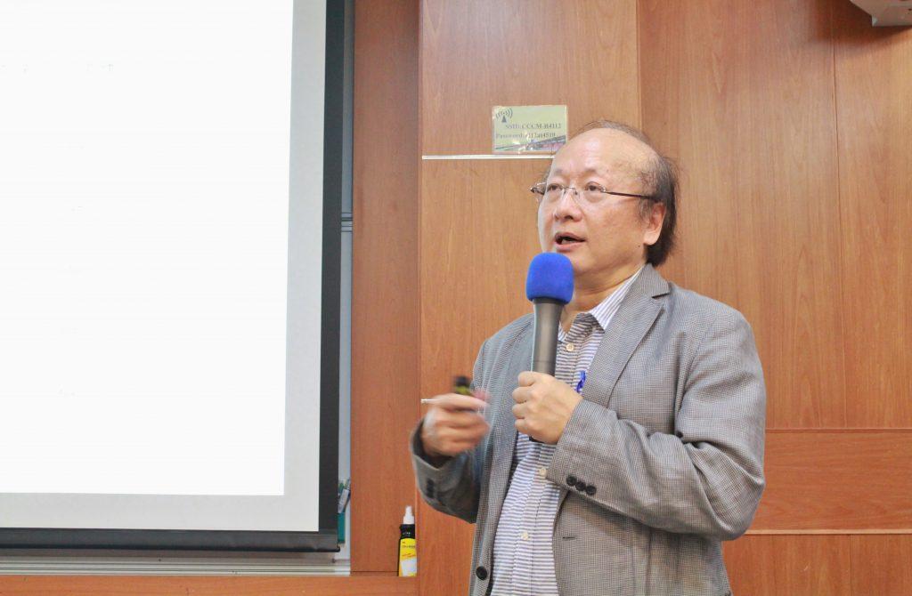陳厚銘教授