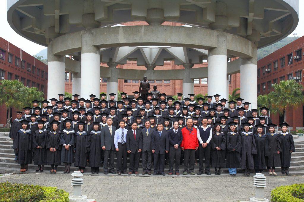 中山EMBA14學生畢業照