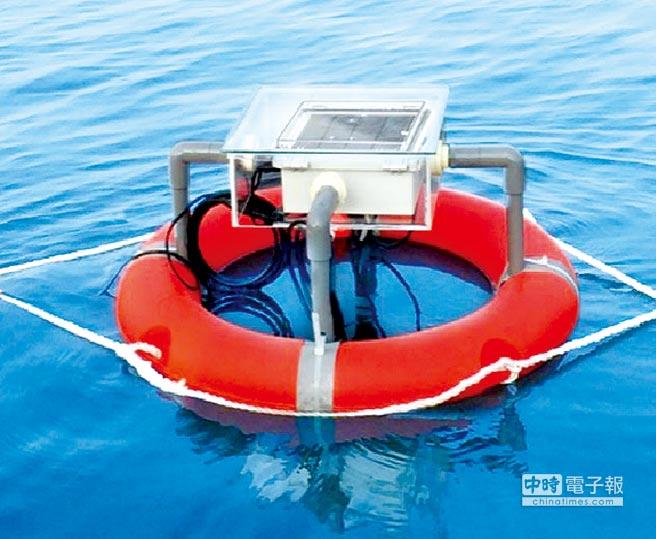 寬緯科技「智慧養殖監測系統-水聚寶」。圖/業者提供