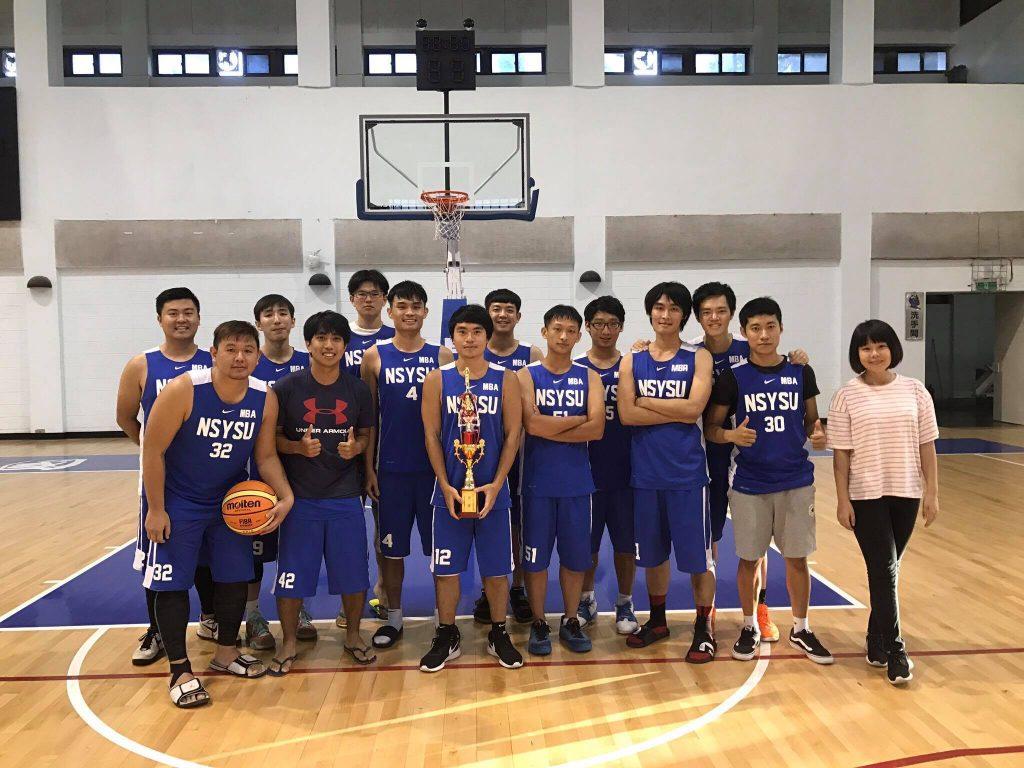 2016全國MBA盃籃球賽季軍