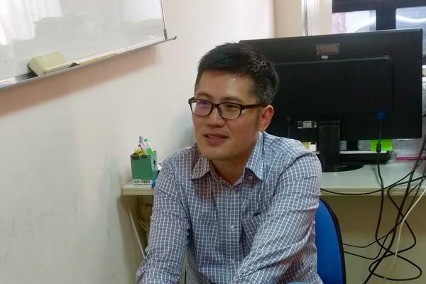 桃園機場公司企劃暨行銷處副處長丁源宏