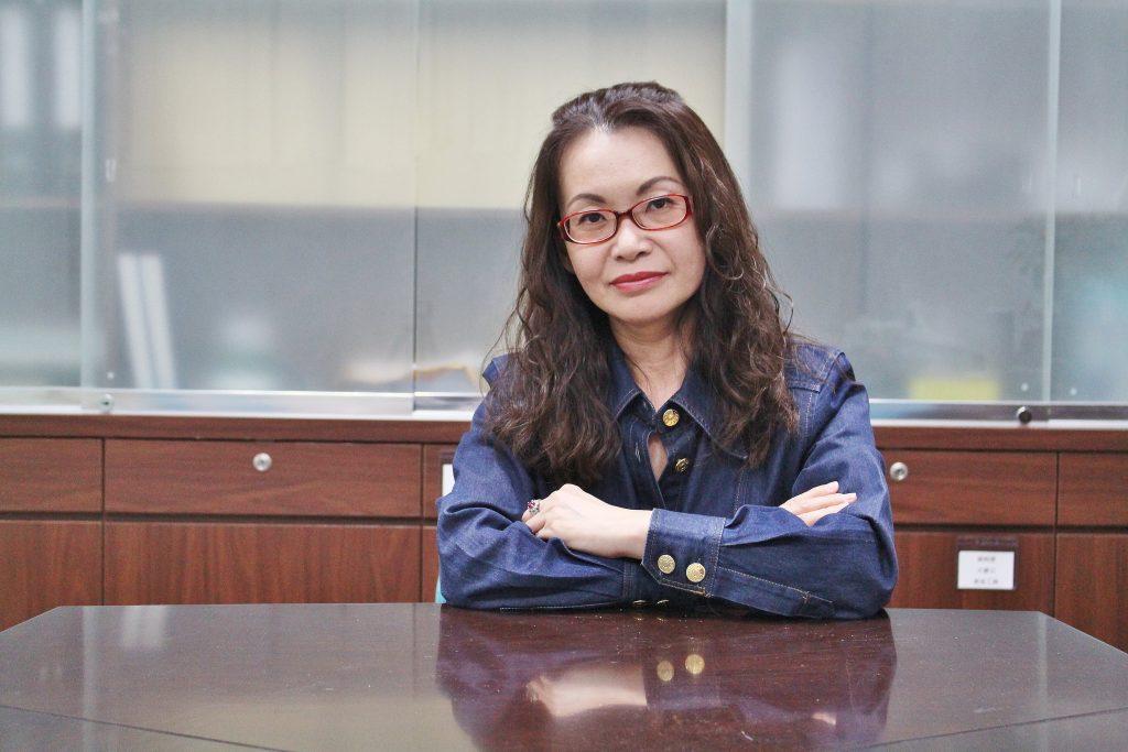 人物專訪-陳媛玲助理教授(IBMBA)
