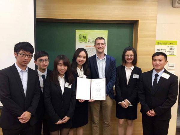【企管系】碩班學生獲第二屆崇越行銷大賞競賽榮獲優良行銷企劃獎